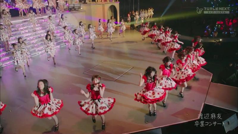 Watanabe Mayu AKB48 Sotsugyou Made no 63kakan ni Micchaku, Soshite Sono Mirai