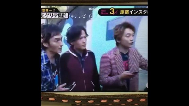 Ямада на 72-часовом ТВ 5 72時間ホンネテレビ