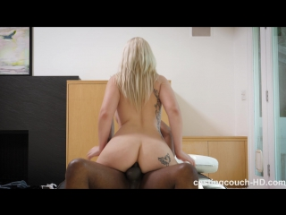 Taylor (Anal Creampie For Busty Blonde) анал кастинг секс порно