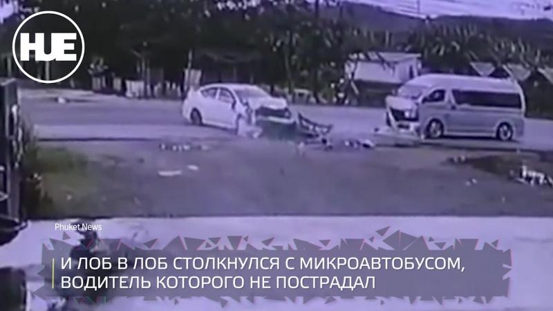 2 пожилых российских туристки разбились в ДТП в Тайланде