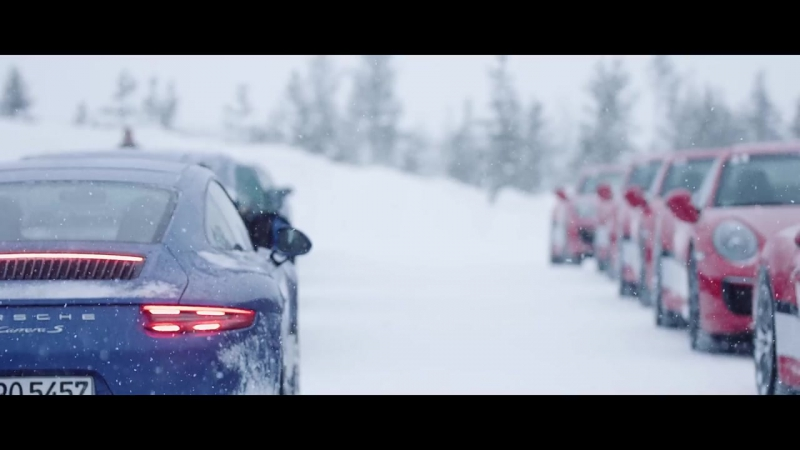Porsche Experience video series (1 of 3)_ Steve Booker tests the Porsche Ice Exp