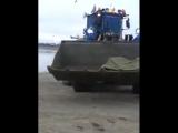 Пижон на тракторе