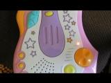 Видео обзоры игрушек - гитара VOLIME TEMPO