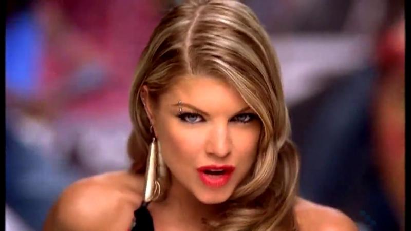 Fergie (Feat WillIAm) - Fergalicious клип HD 720p певица Ферджи песня слушать хит нулевых 2000-х музыка группа