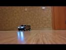 Робот трансформер со светом и звуком HUMMER 1 12 32см
