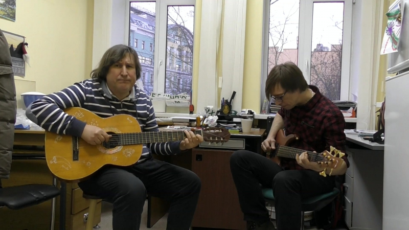 Старый чердак Виталий Замковой и Никита Ульященков