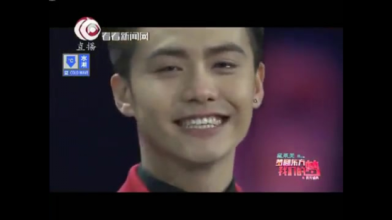 马天宇回归东方卫视_跨年晚会《该死的温柔》金曲重现_和好男儿兄弟再唱《年轻的战场》SMG上海电视台官方频道_SMG_S