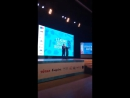 Ақпарат және коммуникация министрі Дәурен Абаев AstanaMediaWeek шарасында