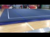 Открытие окружного чемпионата по акробатике(он-лайн)