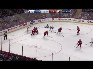 Toronto Maple Leafs vs Ottawa Senators – Jan. 20, 2018. Game Highlights