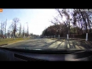 Пример дневного видео Xiaomi Mijia Car DVR Camera