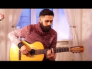 Jah Khalib - Лейла (theToughBeard Cover Как Играть)