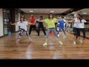 Zumba Warm-up on Sean Paul She Doesnt Mind Remix by Vijaya