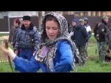 Казачка -Танец с саблями