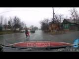 Как не нужно ездить, или езда по Курски
