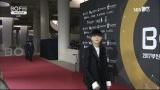 VIDEO NU'EST W на красной дорожке  фестиваля Busan One Asia Festival  (22.10.17)