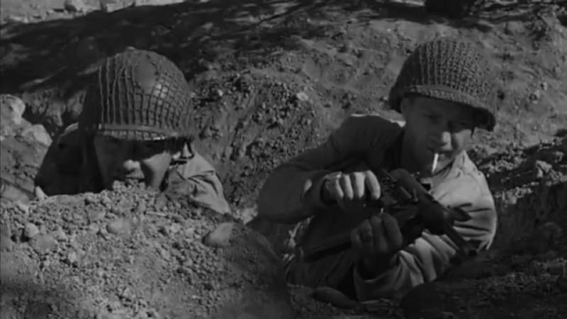◄Hell Is for Heroes 1962 Ад для героев*реж Дон Сигел