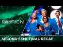 IMC - 13 | Recap all songs | Semi-final 2