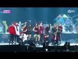 NCT 127 + Red Velvet + Hitchhiker - 10$ @ 2017 MAMA in Hong Kong 171201