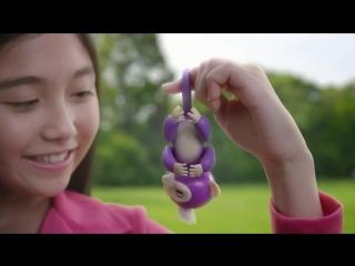 Fingerlings Baby Monkeys WowWee TV Toys Commercial 2017