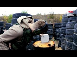 Какие стены пробивает пистолет-пулемёт Шпагина WarGozno тестит ППШ