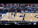 2011 NCAA Basketball National Championship Game. Butler Bulldogs vs Connecticut Huskies