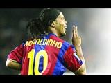 Чудесный гол Роналдиньо в ворота мадридского «Реала»
