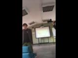 Виталий Власов о том, как делать презентации