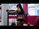 Fitness model Анжелика Андерсон Angelica Anderson Workout Motivation