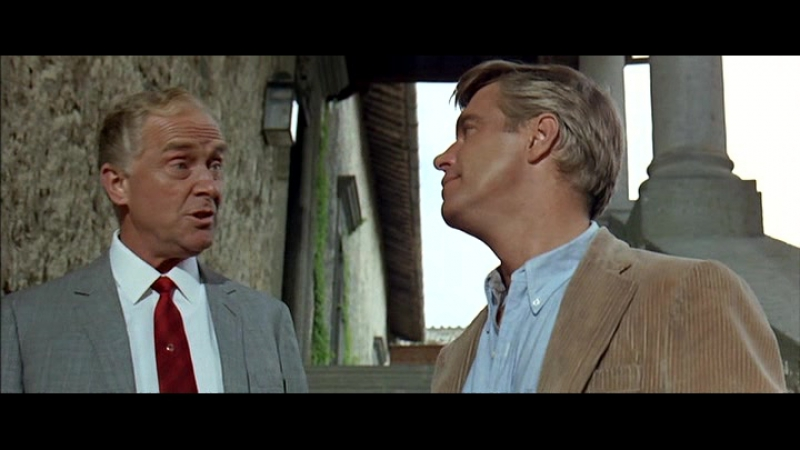 ◄House of Cards(1968)Карточный домик*реж.Джон Гиллермин