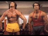 sylvester stallone traning