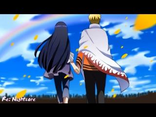 Naruto Shippuden Опининг 20 Naruto Hinata Конец