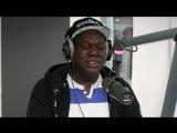 BARRINGTON LEVY Freestyle @ Selecta Kza Reggae Radio Show 2014