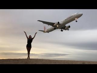 Сфоткай меня с самолетом)