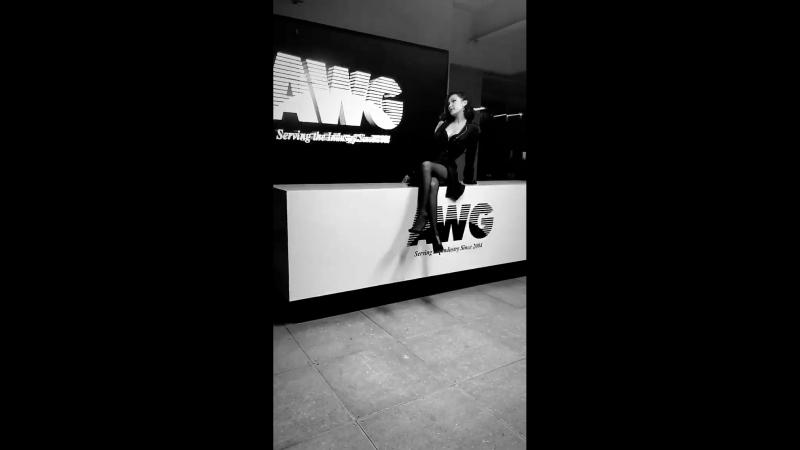 Показ бренда «Alexandre Wang», Нью-Йорк (10.02.18)