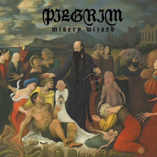 Pilgrim альбом Misery Wizard