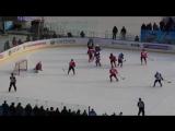 Хоккей. Зауралье - Рубин. 3 период