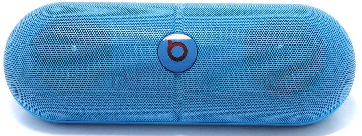 Beats pill беспроводная колонка (голубой)