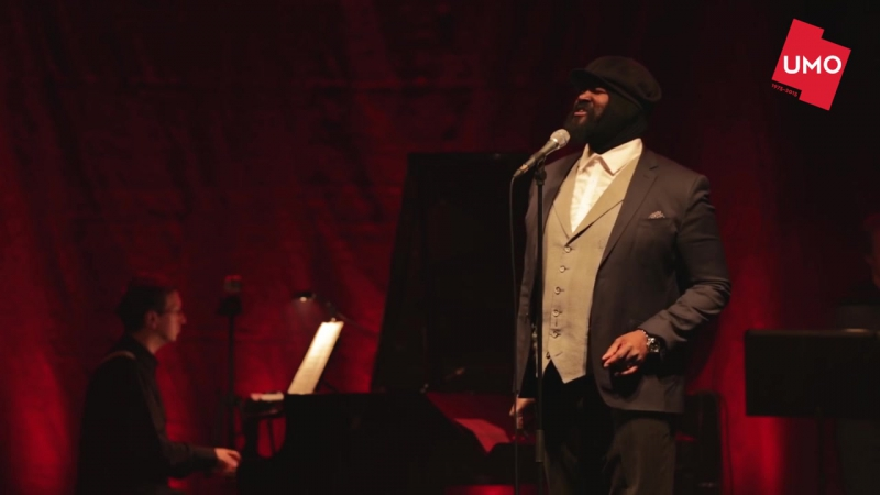 Gregory Porter, UMO Jazz Orchestra - Real Good Hands