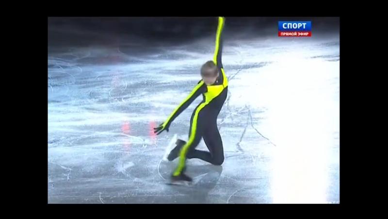 [13-14] Юлия Липницкая Skate Canada 2013 Gala Показательное выступление 27.10.2013