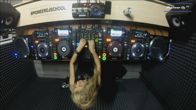 Клуб Микс ELLENA Studio Live Mix @ Pioneer DJ Moscow