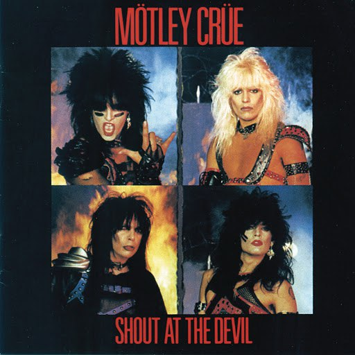 Mötley Crüe альбом Shout At the Devil