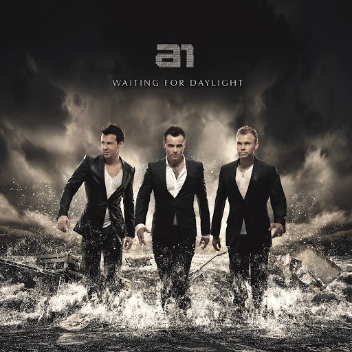 A1 альбом Waiting For Daylight (International Version)