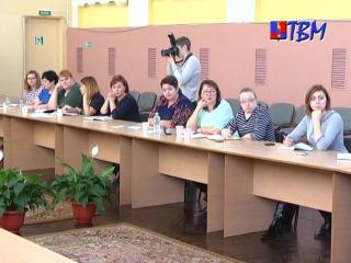 Конференция для кадровиков. В Мончегорск приехали кадровые работники со всей области.