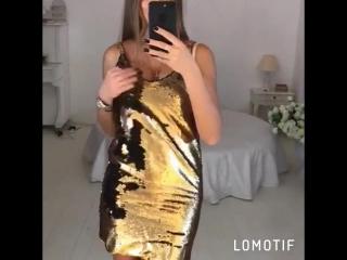 Наши любимые платья Анита 👑😍👑 Размеры 42/44 Двухсторонние пайетки 🔥🔥🔥 Цена : 2050 руб