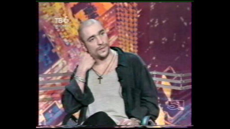 Анатолий Крупнов в программе 'Акулы пера' (ТВ-6, 9.02.1997)