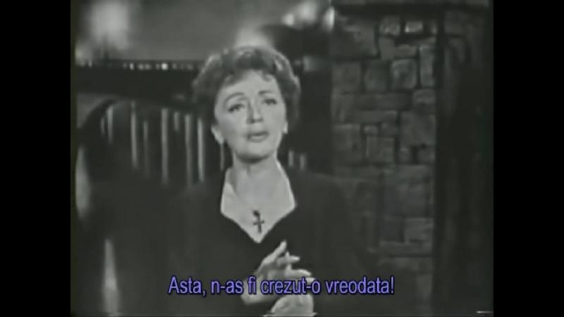 Edith Piaf - Milord _ Эдит Пиаф - Милорд (Незнакомец)
