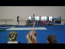 Первенство по спортивной гимнастике Знала 1 место 💪😃