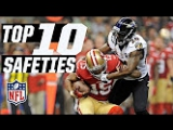 Top 10 Safeties of All Time! | NFL Highlights
