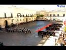 Мальта День Республики 2017 На площади Св. Георга маршировали парадный батальон ВС AFM и Главный оркестр. 14.12.2017.